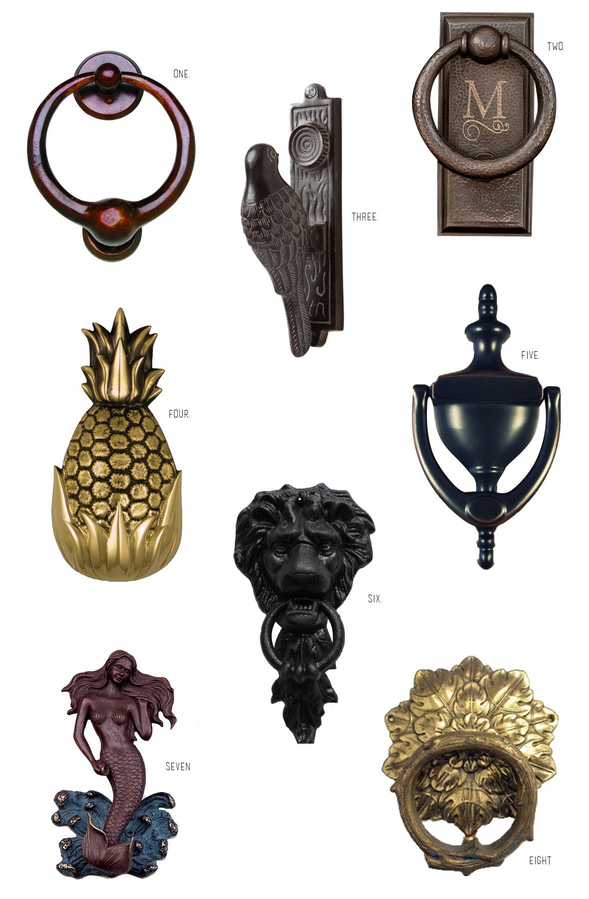 Door-Knockers-Collection