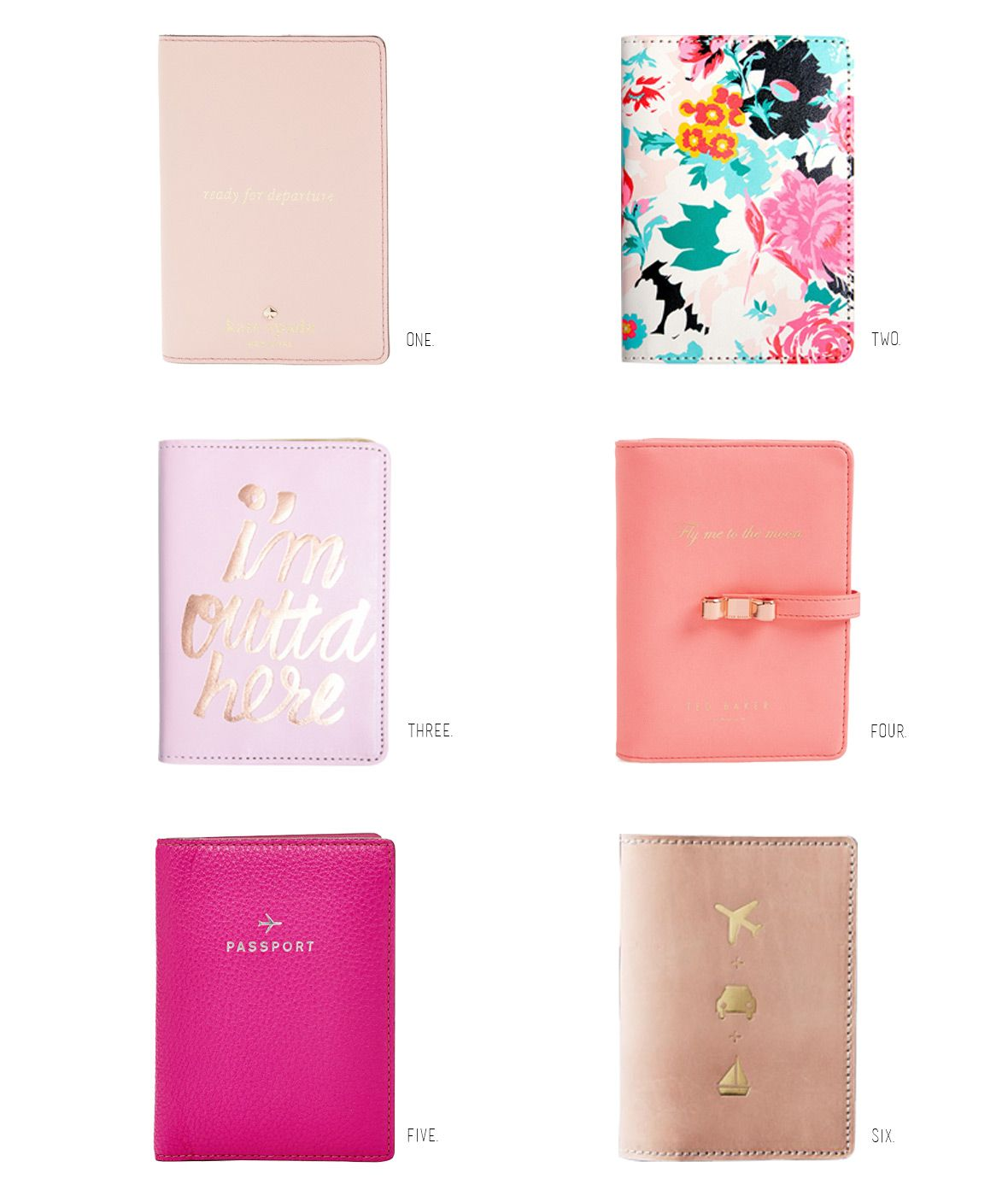 Pretty-Passport-Cases