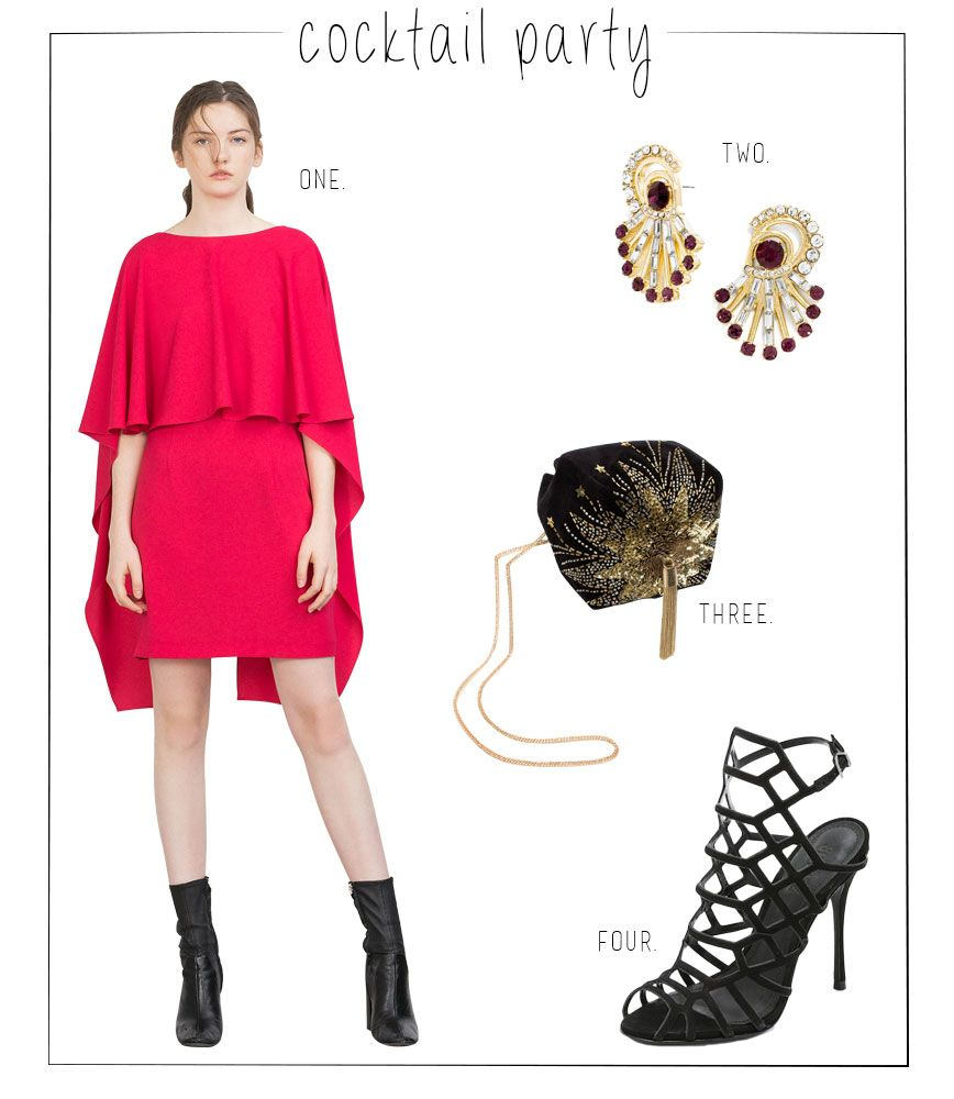 what to wear on new years eve-cocktail party