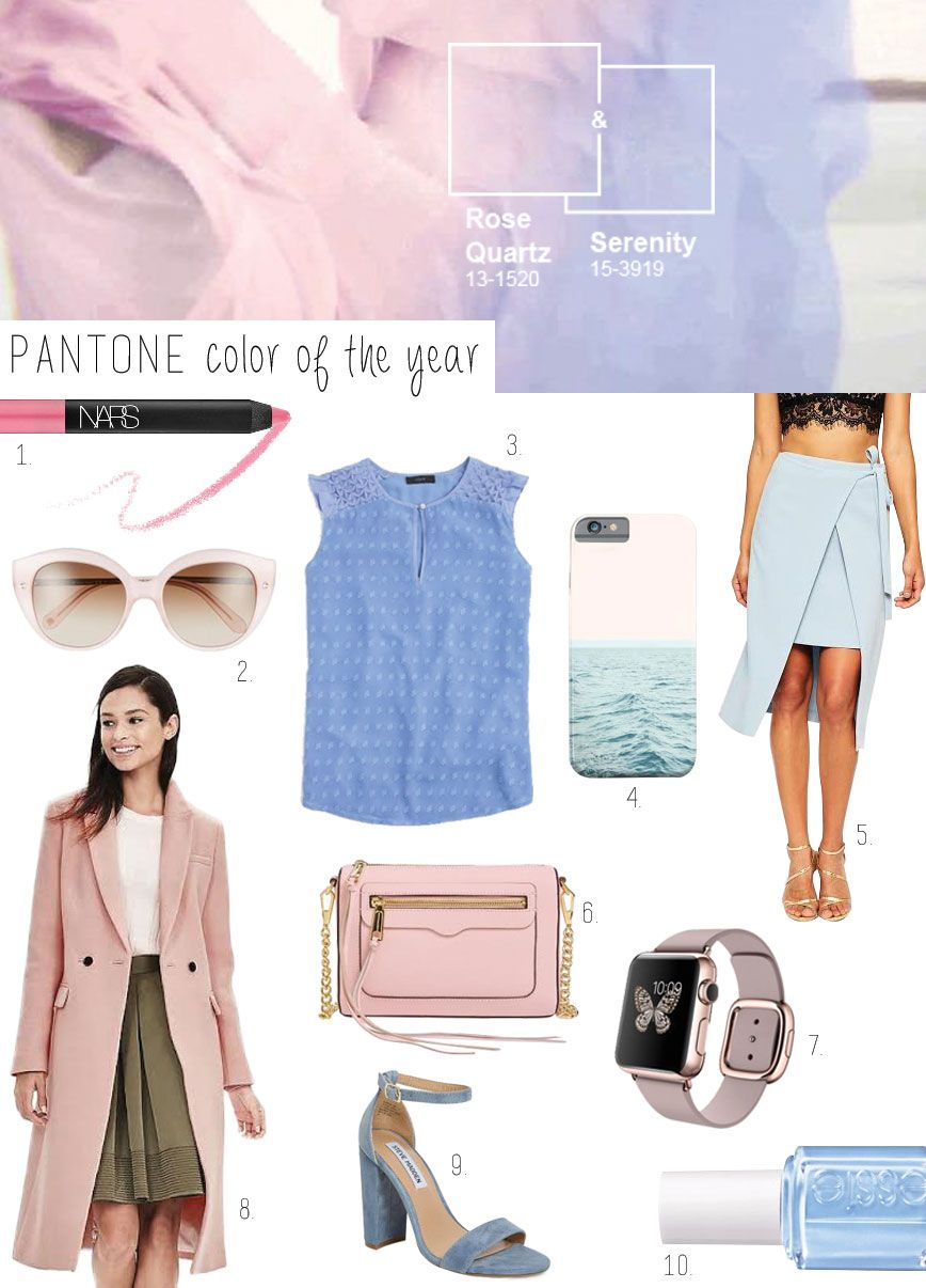 Shop the Pantone Colors of the Year