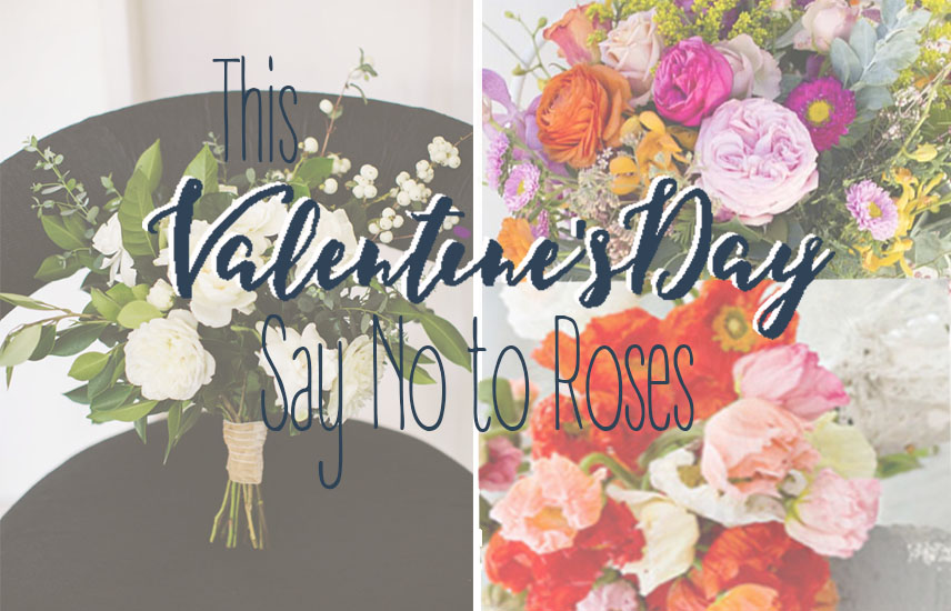 Valentine S Day Floral Arrangements For Six Classic Personality
